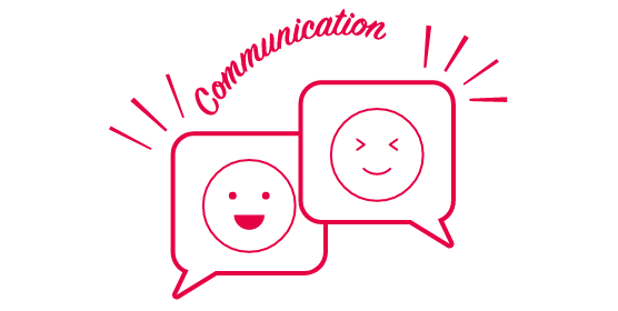 コミュニケーションのきっかけに