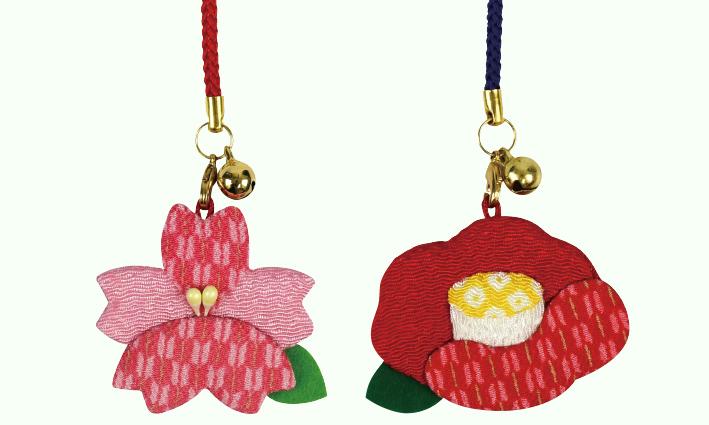 《スターターキット》押絵 桜と椿